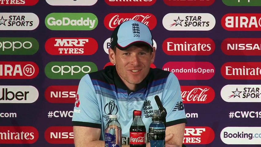 We Don't have fear to lose world cup - Eoin Morgan | ENG | ENG Vs AUS | ICC Cricket World Cup 2019