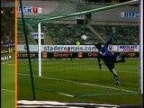 08/11/03 : Stéphane N'Guéma (62') : Rennes - Lille (2-2)
