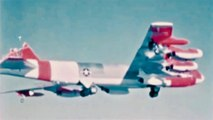B-52 Emergency Landing_ Flight Without A Tail Fin - 1964 Educational Documentary