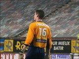 21/02/04 : Tony Vairelles (65') : Rennes - Ajaccio (4-1)