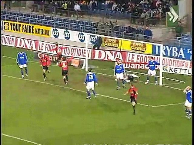 27/03/04 : Alexander Frei (61') : Strasbourg - Rennes (0-3)