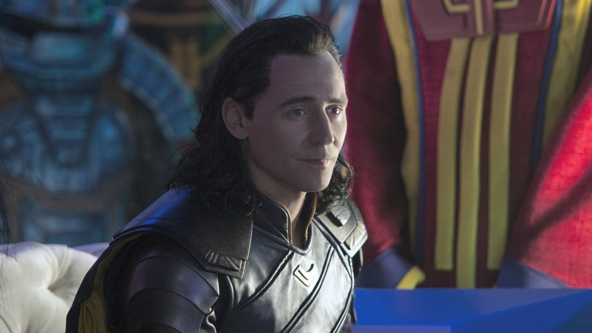 Tom Hiddleston Says TV Series Is A New Departure For Loki