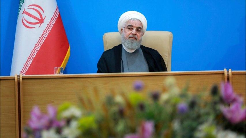 Trump Threatens Iran, Iran Calls White House 'Mentally Retarded'