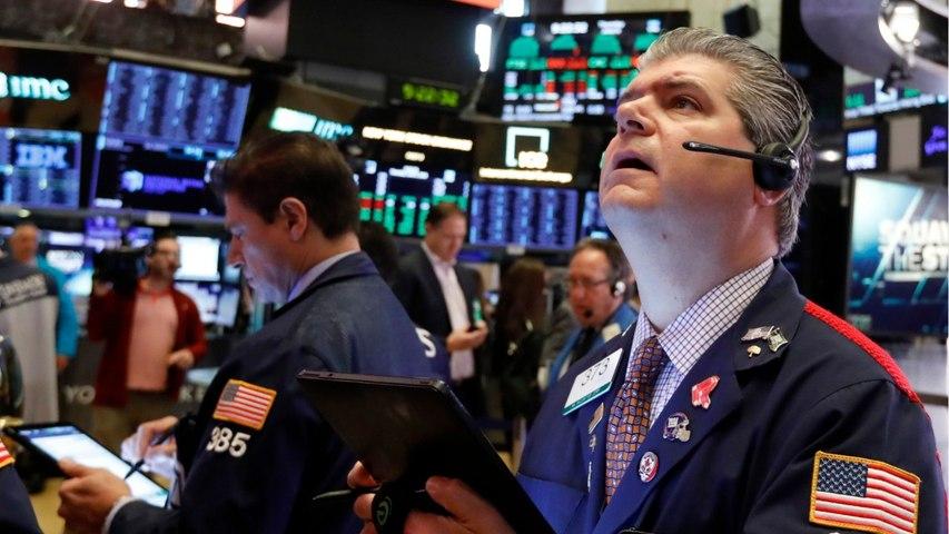Wall Street Recoils Ahead Of G20 Summit
