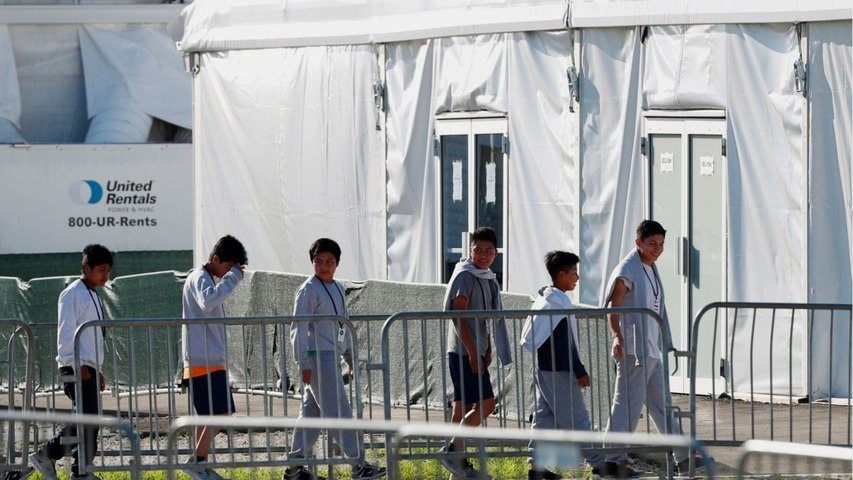 Meghan McCain Takes Issue With Child Detention Centers Being Dubbed 'Torture Facilities'
