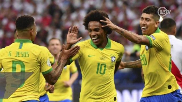 Confira o balanço da primeira fase da Copa América