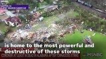 10 Deadliest Tornadoes In U.S. History