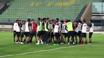 Egypt train ahead of AFCON Group A clash with DR Congo