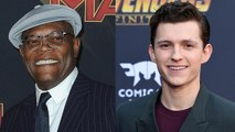 Samuel L. Jackson & Tom Holland Reveal They Never Had a School Trip like 'Spider-Man: Far from Home'