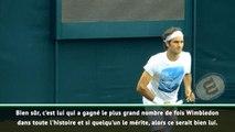 """Wimbledon - Djokovic : """"Federer est le plus grand de tous les temps"""""""