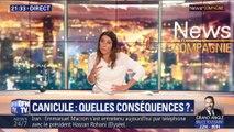 Canicule: 65 départements en alerte (2/2)