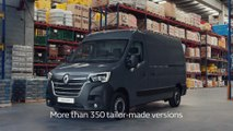 2019 New Renault Master and Renault MASTER Z.E. Highlights