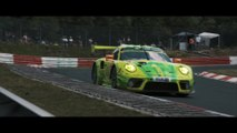 Porsche at the Nürburgring 24 Hours 2019 - Just One Small Mistake