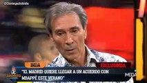 """Inda: """"El Atleti le ha pedido a Costa que busque equipo"""""""