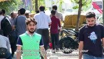 Téhéran: des Iraniens réagissent à l'annonce de nouvelles sanctions américaines