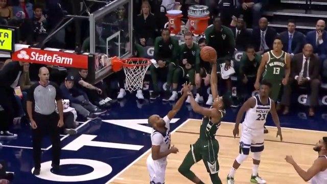 MVP Giannis Antetokounmpo BEST Highlights of 2018-19 NBA Season! Best Basketball Player In The World