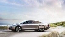 Carro parcialmente movido a energia solar