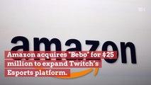 "Amazon Acquires ""Bebo"" For $25 million"
