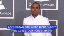 Chris Brown And Justin Bieber Team Up