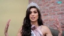 Bb. Pilipinas-Grand International Samantha Ashley Lo talks about her boyish side