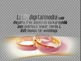 Video Backgrounds and Motion Loops for Wedding