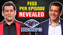 Salman Khan SHOCKING 400 Crores Deal For Bigg Boss 13