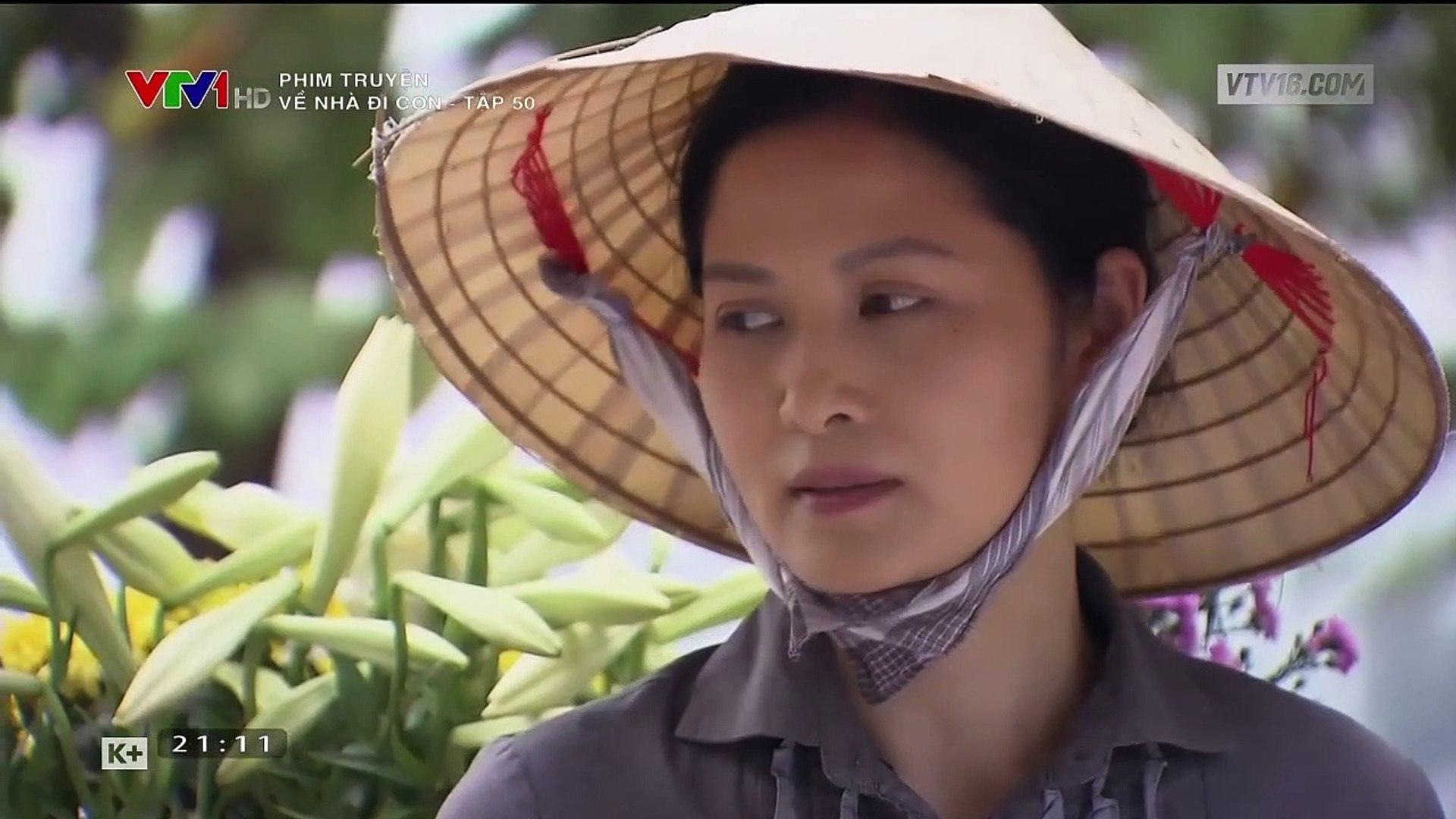 Về nhà đi con [Tập 50 HD] | Phim Việt Nam 2019 | Bản chuẩn VTV