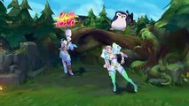 League of Legends - Arcade 2019 : ULTRACOMBO (Bande-annonce de l'événement)