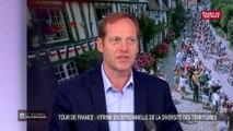 « Le Tour de France doit être accessible aux petites communes », affirme Christian Prudhomme