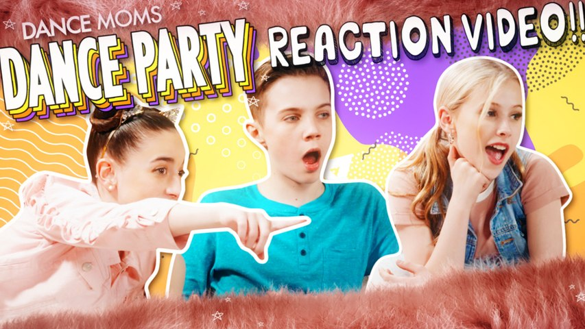 Dance Moms: Dance Party: The New ALDC Reacts to Classic Dance Moms Moments