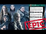 EPIC WHATSAPP CHAT: Game of Thrones characters discussing Indian Elections