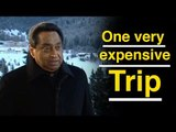 Kamal went on a trip to Davos. Find out what his Switzerland trip cost the state exchequer.
