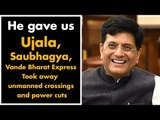 Piyush Goyal turns 55, here's why he is one of the best performing ministers in PM Modi's cabinet