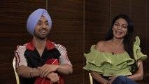 Diljit Dosanjh and Neeru Bajwa talk about  movie Shadaa