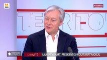 Invité : Laurent Hénart - Territoires d'infos (26/06/2019)