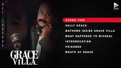 Grace Villa Malayalam Short Film | OST Jukebox | Mujeeb Majeed | Parvathi T |  Sapthaa Records