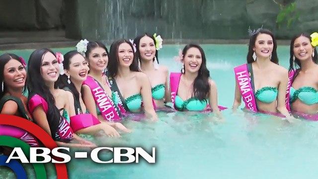 Mga kandidata ng Miss Philippines-Earth 2019, ipinakilala na | UKG