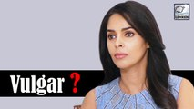 Mallika Sherawat Gets Angry Over Vulgar Content In Web Series