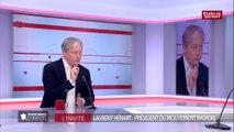 Laurent Hénart plaide « pour une nouvelle vague de décentralisation »