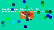 About For Books  Botany in a Day: The Patterns Method of Plant Identification Complete