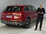 Découverte de l'Audi Q7 restylé (2019)