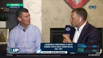 LUP: Ramón Ramírez en EXCLUSIVA hablando del 'Tri' y Chivas