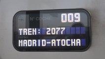 Sale el primer AVE, Granada le ha ganado la batalla al tiempo