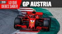 Claves del GP de Austria de F1 2019
