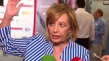 María Teresa Campos habla de su relación con Sálvame