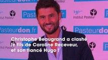 Caroline Receveur : son fils Marlon et son fiancé Hugo clashés par un animateur que vous connaissez tous !