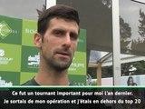 """Wimbledon - Djokovic : """"Wimbledon est pour moi le plus grand tournoi du monde"""""""