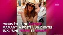 Karine Ferri se dévoile en maillot de bain sur Instagram, ses fans conquis