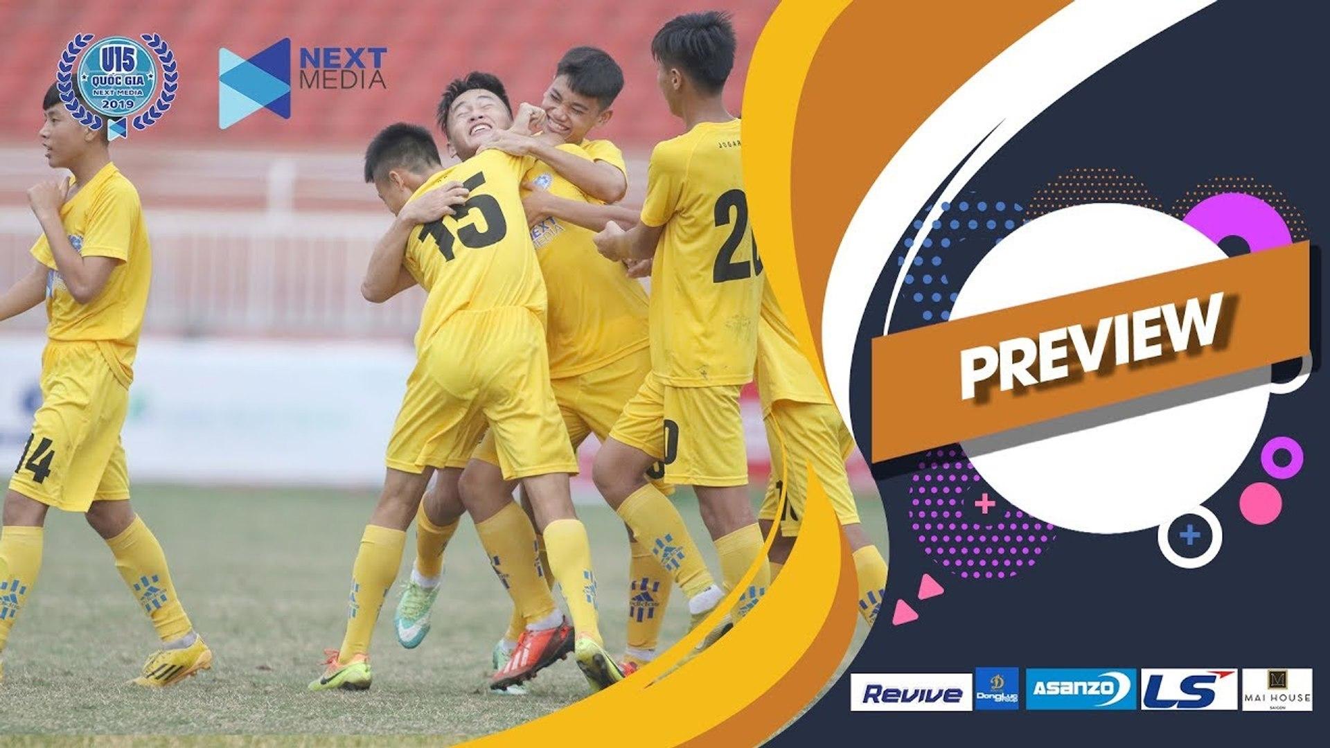 U15 Viettel - U15 Thanh Hóa: Đối trọng cân xứng, thách thức ngôi vương của U15 SLNA | VFF Channel