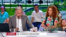 Le monde de Macron: le crash de la privatisation d'ADP ? - 26/06